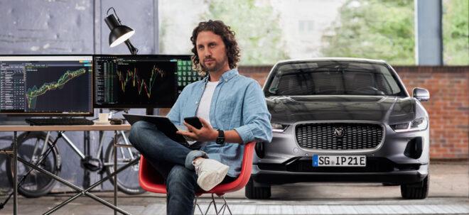 , Börsenspiel Trader: Testen Sie risikolos verschiedene Handelsstrategien und gewinnen Sie einen Jaguar I-PACE. Jetzt anmelden!, Forex-News, Forex-News